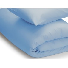 Belledorm 200 Thread Count Easy Care Sky Blue Duvet Covers