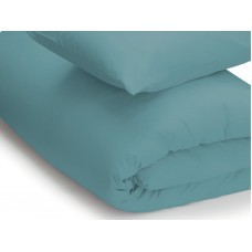 Belledorm 200 Thread Count Easy Care Teal Duvet Covers
