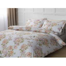 Beau Sommeil by Belledorm Aubrey Floral Cotton Duvet Cover Sets