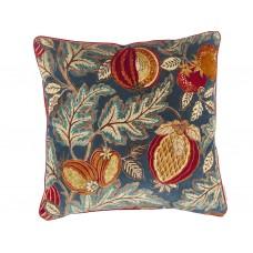 Sanderson Caspian Cantaloupe Tumeric Cushion