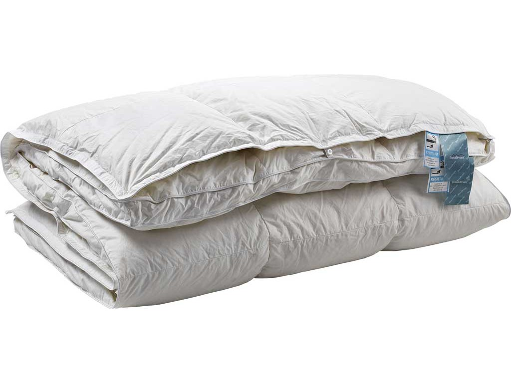 DanaDream Classic Dual Layer Duck Down Mattress Toppers