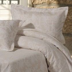 Design Port Arley Linen Jacquard Cotton Duvet Cover and Coordinates