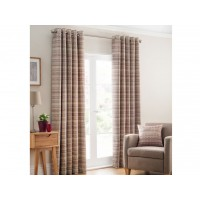 Design Studio New Carnival Berry Eyelet Lined Curtains