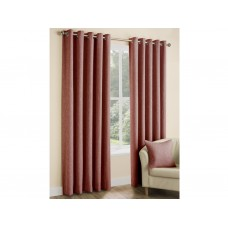Design Studio Huxley Spice Eyelet Lined Curtains