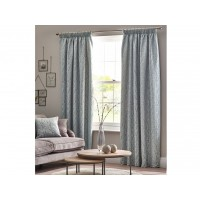 Design Studio New Sienna Duckegg Eyelet Lined Curtains