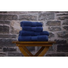 Deyongs 1846 Bliss Pima 650gsm Cotton Denim Towel and Mat Range
