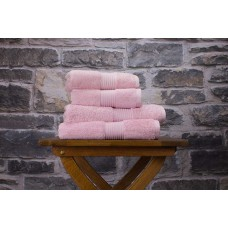 Deyongs 1846 Bliss Pima 650gsm Cotton Pink Towel and Mat Range