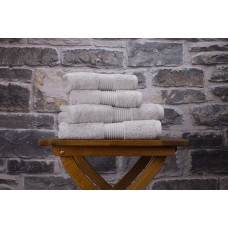 Deyongs 1846 Bliss Pima 650gsm Cotton Silver Towel and Mat Range