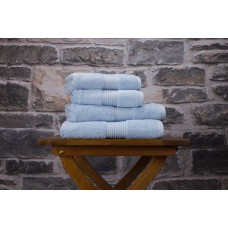 Deyongs 1846 Bliss Pima 650gsm Cotton Sky Towel and Mat Range