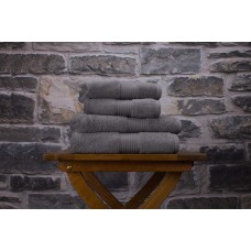 Deyongs 1846 Bliss Pima 650gsm Cotton Slate Towel and Mat Range