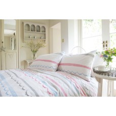 Patricia Rose Duvet Cover Sets Scalloped