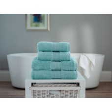 The Lyndon Company Cleopatra Egyptian Cotton Duck Egg Towels