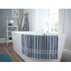 Lobster Creek Coastal Stripe 500gsm Zero Twist Towels