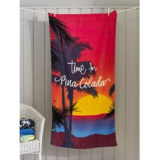 Deyongs 1846 Pina Colada Valour Beach Towel