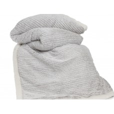 Deyongs 1846 Arbroath Stone Faux Fur Throw