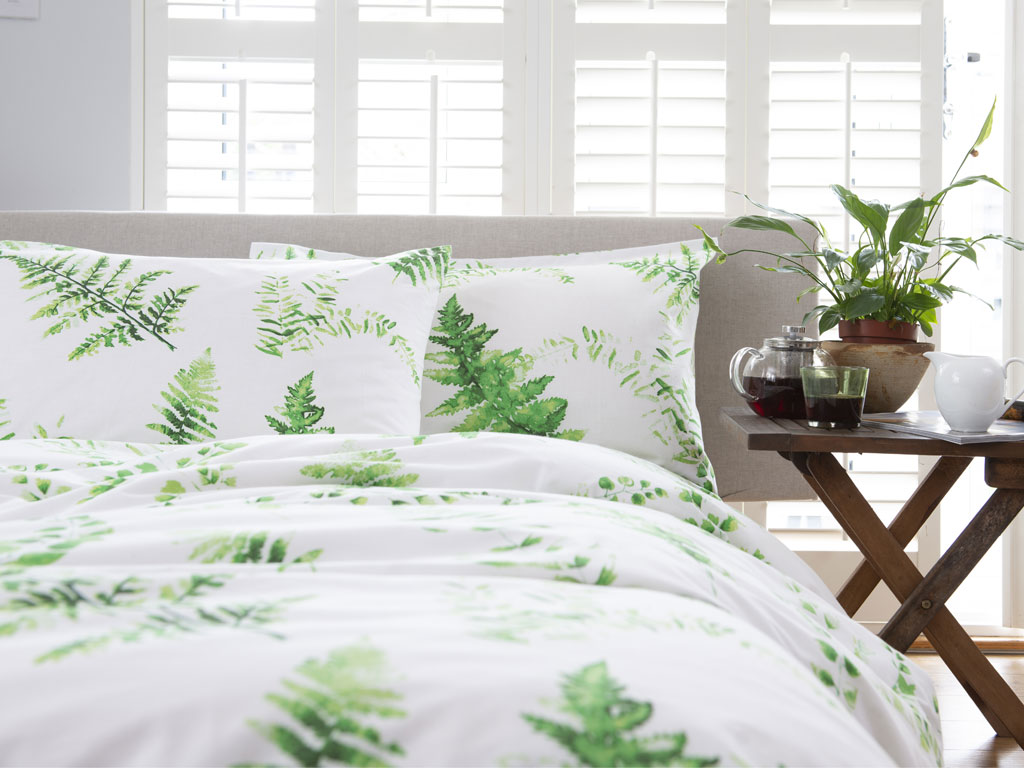 Deyongs Modern Fern Duvet Cover Sets