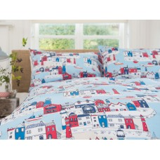 Lobster Creek Harbour Duvet Cover Sets