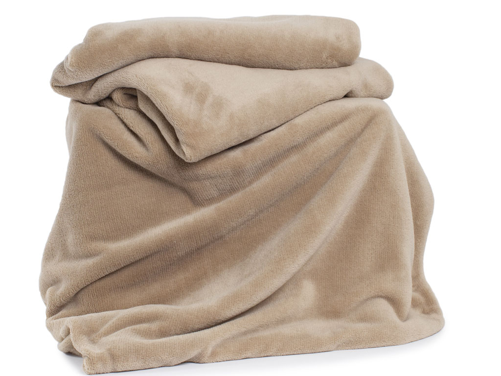 Deyongs 1846 Large Snuggle Touch Pebble Throw