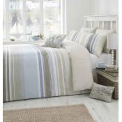 Dreams n Drapes Falmouth Blue Duvet Cover Sets and Coordinates