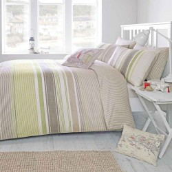 Dreams n Drapes Falmouth Green Duvet Cover Sets and Coordinates