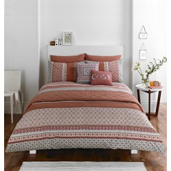 Dreams n Drapes Kalisha Spice Duvet Cover Sets and Coordinates