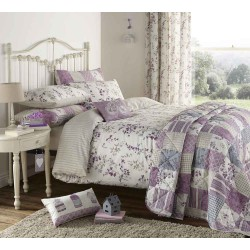 Dreams n Drapes Lila Lilac Duvet Cover Sets and Coordinates