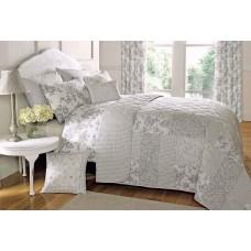 Dreams n Drapes Malton Slate Bedspread