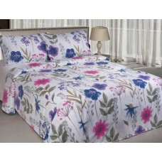 Driftwood Flower Garden Duvet Cover Sets and Cushion