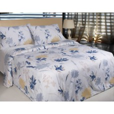 Driftwood Passion Flowers Duvet Cover Sets and Cushion