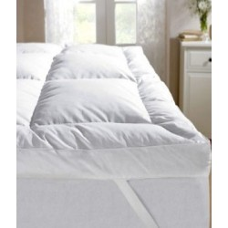 Natural Feather And Down Mattress Toppers