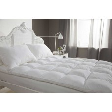 The Fine Bedding Company Clusterfull Mattress Toppers