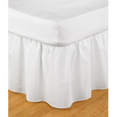 Belledorm Easy Fit Valance Frilled