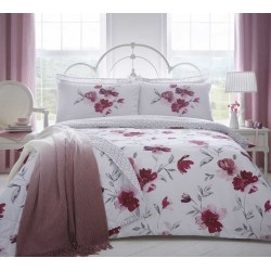 Dreams n Drapes Celestine Blush Duvet Cover Sets and Coordinates