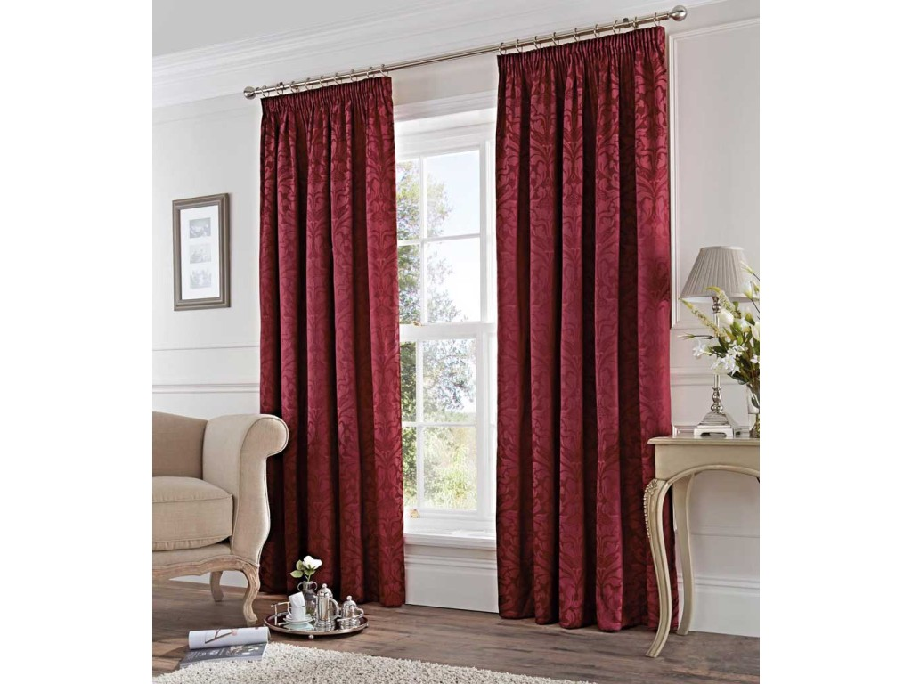 panels p curtains and two graceful buy polyester burgundy thermal good blackout curtain quality plaid