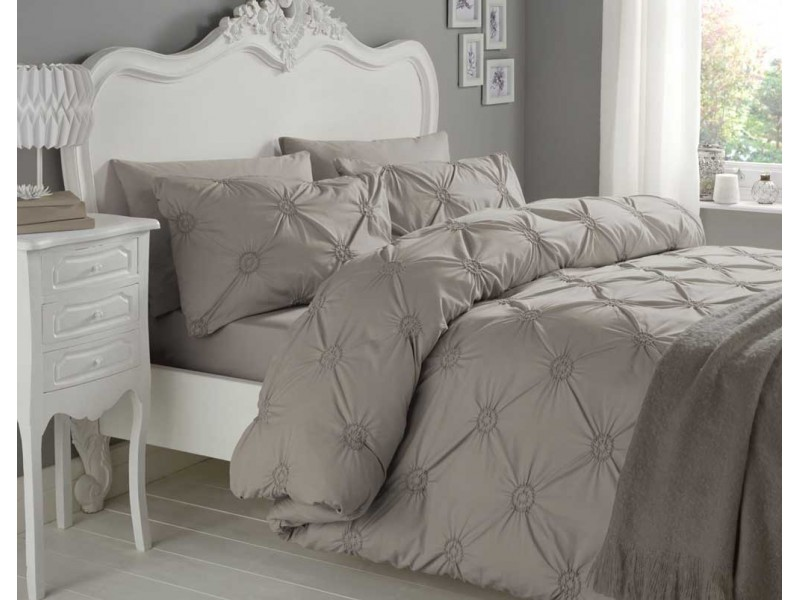 Signature Elissa Silver Duvet Cover Sets