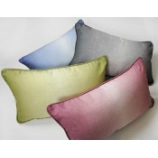 Mason Gray Ombre Watercolour Boudoir Cushion Collection