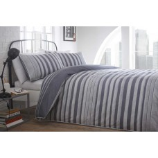 Racing Green Jersey Grey Duvet Cover Sets