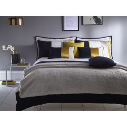 Karen Millen New Colour Block Duvet Cover Sets and Accessories
