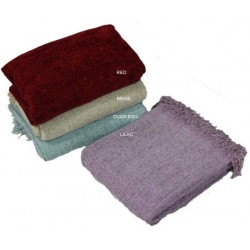 Synthetic Blankets and Throws
