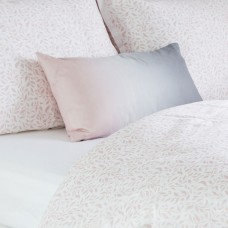 Cotton Anthology Frost Pink Ombre Filled Cushion