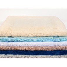 Le Chateau Short Looped 1700gsm Bath and Pedestal Mats