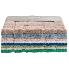 Le Chateau Microfibre Bath and Ped Mats