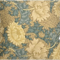 William Morris Chrysanthemum Lined Curtain Pairs