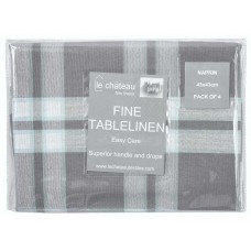 Le Chateau Yarn Dyed Woven Coffee Napkins