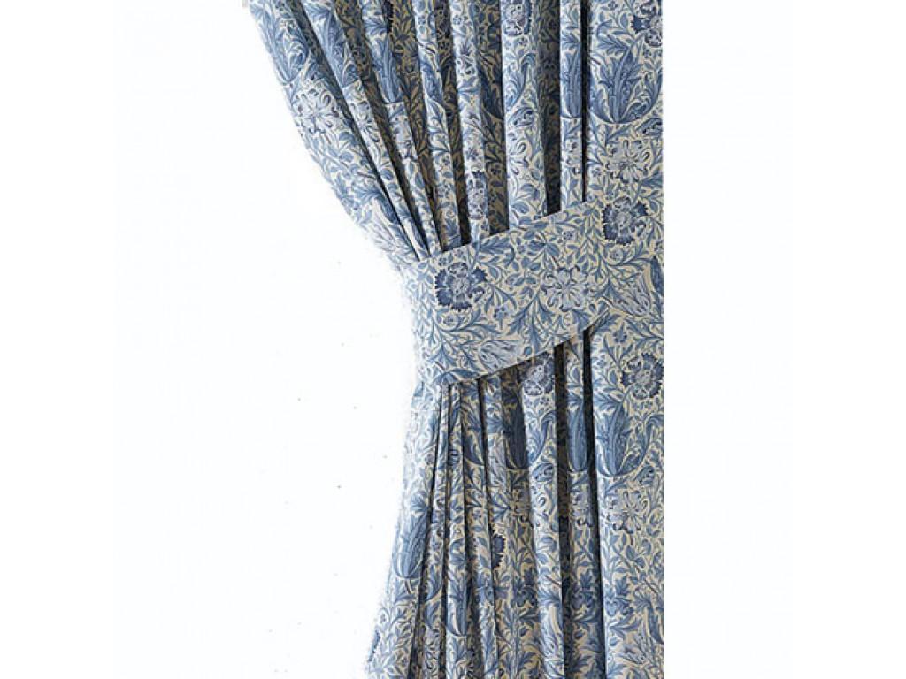 William Morris Designer Floral Bedding 100/% Cotton COMPTON Grey Duvet Cover Set
