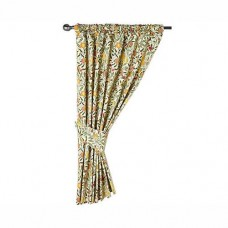 William Morris Gallery Fruits Lined Curtain Pairs