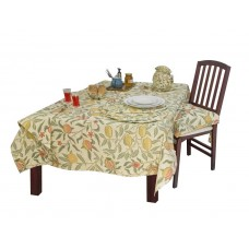 William Morris Fruits Major PVC Table Cloths
