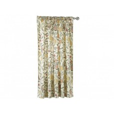 William Morris Fruits Major Lined Curtain Pairs
