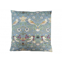 William Morris Gallery Blue Strawberry Thief Minor Cushions