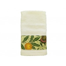 William Morris Gallery Fruits Trimmed Towel
